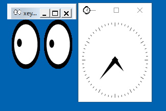 Windows上にLinuxのGUIを表示