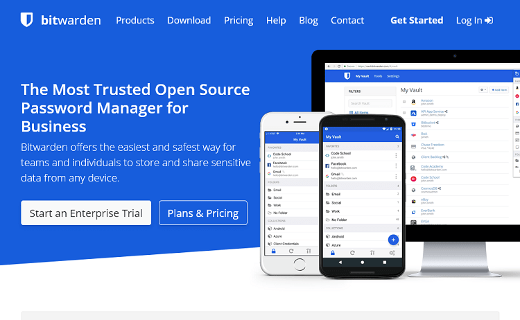 Bitwarden | 無料で多機能かつオープンソース